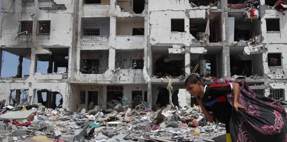 Israel y Hamás aceptan otra tregua de 72 horas