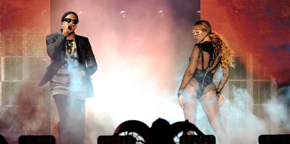 Beyoncé y Jay Z completan su gira