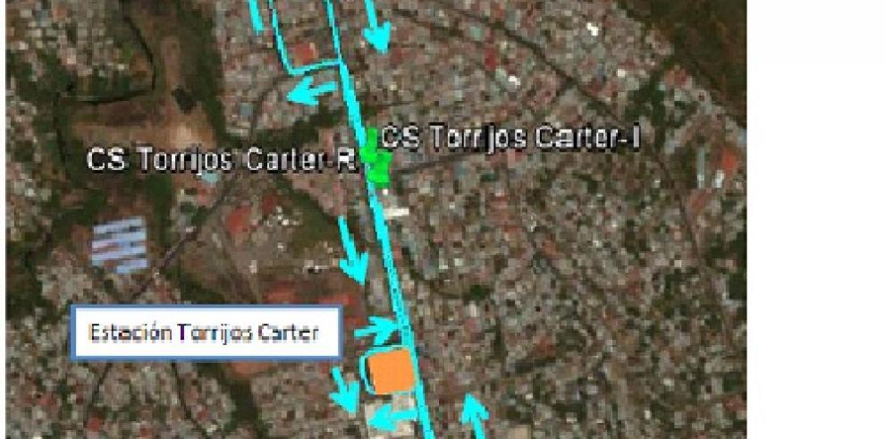 Mi Bus informa que reactiva la ruta Torrijos Carter Gran Estación