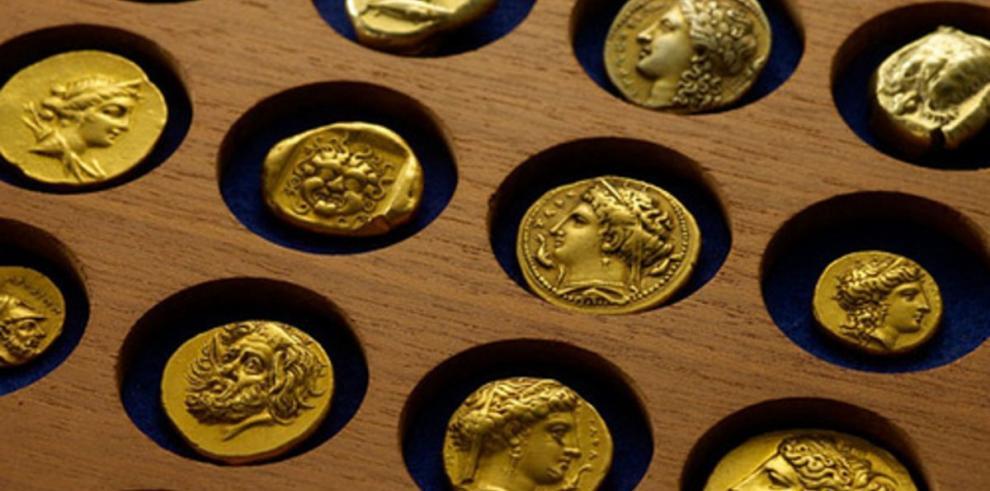 Devuelven a Grecia monedas del siglo V a.C.