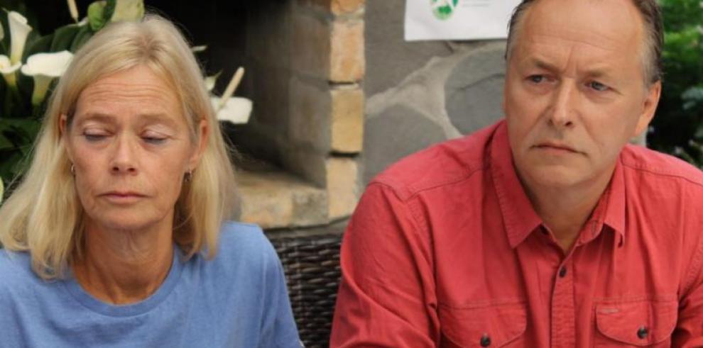Padres de holandesas desaparecidas se reúnen con la fiscal de Chiriquí