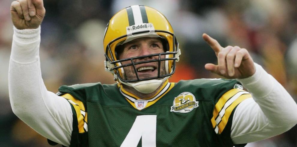 Brett Favre, al Salón de la Fama de los Packers el año entrante