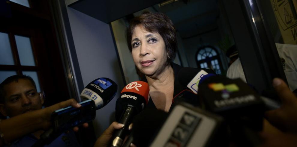 No hay fecha para extradición de María del Pilar Hurtado