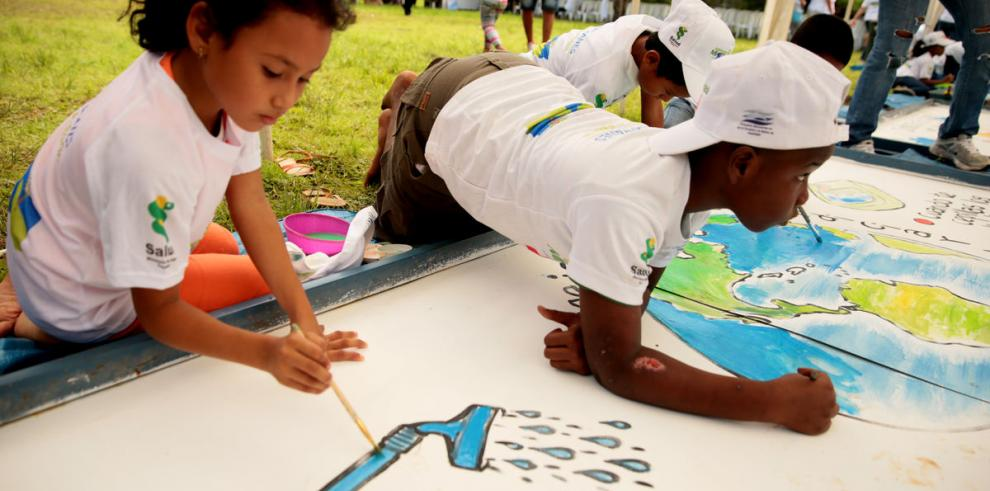 Niños serán protagonistas de programa socioambiental