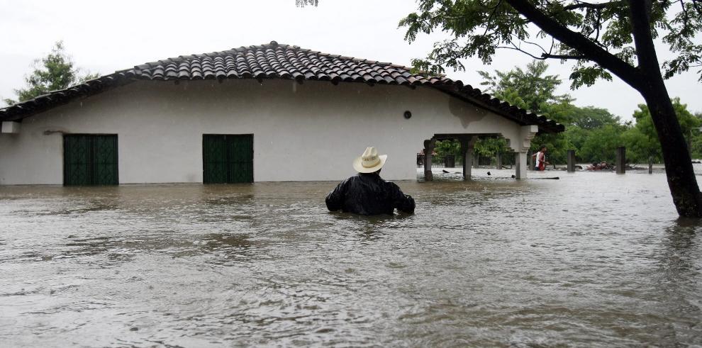 Depresión tropical deja ya 91.500 afectados en Guatemala