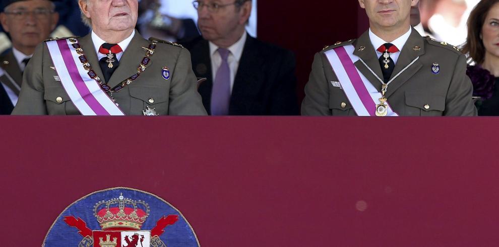 Gobierno español envía a Parlamento ley que hará efectiva abdicación del rey