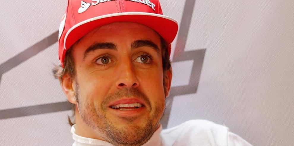 Alonso y Hamilton dominan prácticas