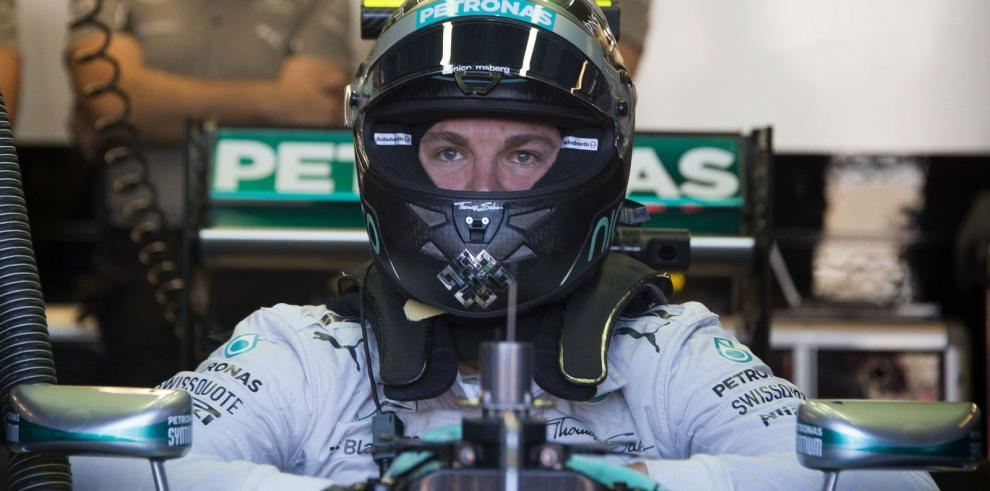 Nico Rosberg logra la