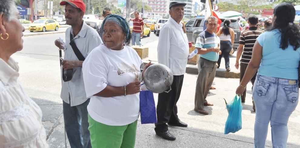 Jubilados retomarán las protestas