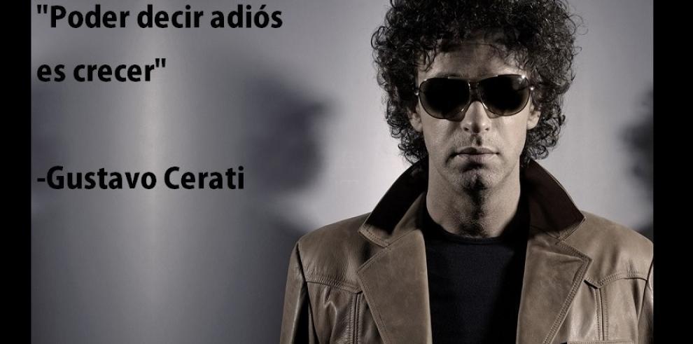 Grandes letras de Gustavo Cerati