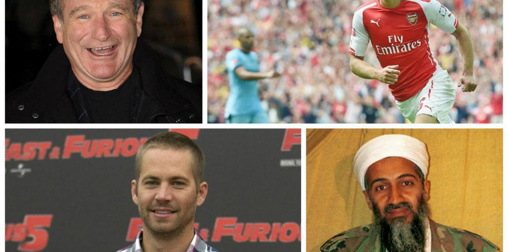 Muertes de personalidades tras goles de Aaron Ramsey