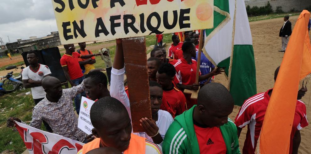 Difunden canción para alertar del ébola en Liberia