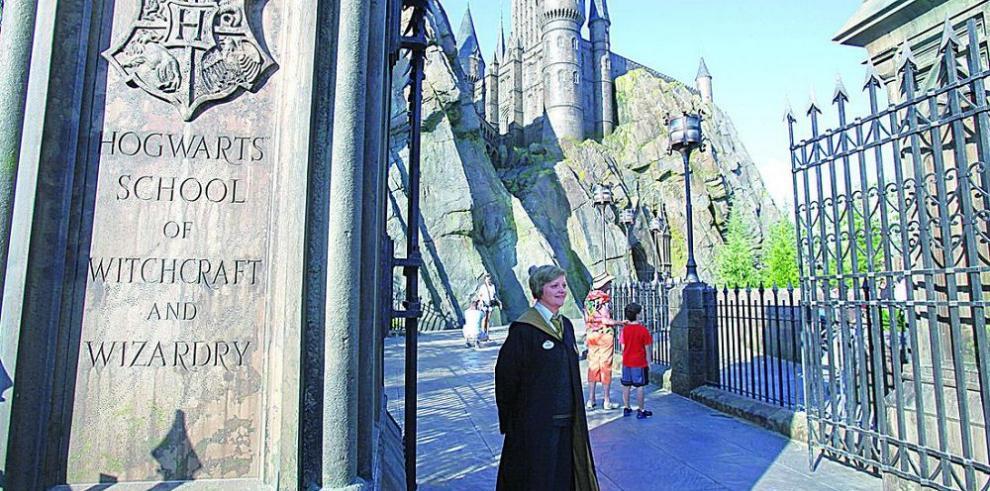 Construyen otra escuela de Potter