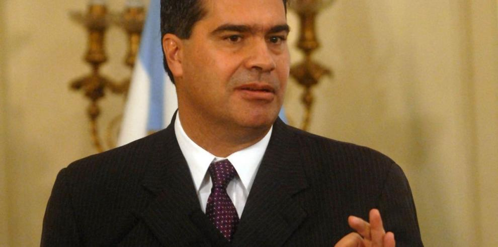 Argentina exige una 'salida justa'