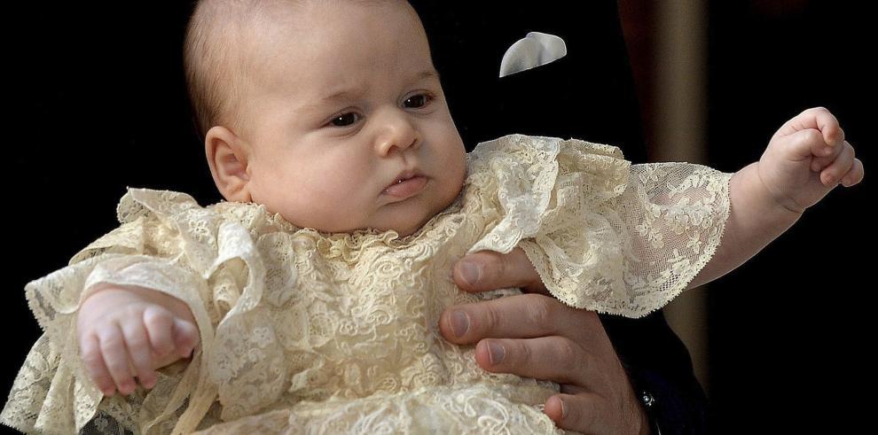 Primer cumpleaños del príncipe Jorge de Cambridge