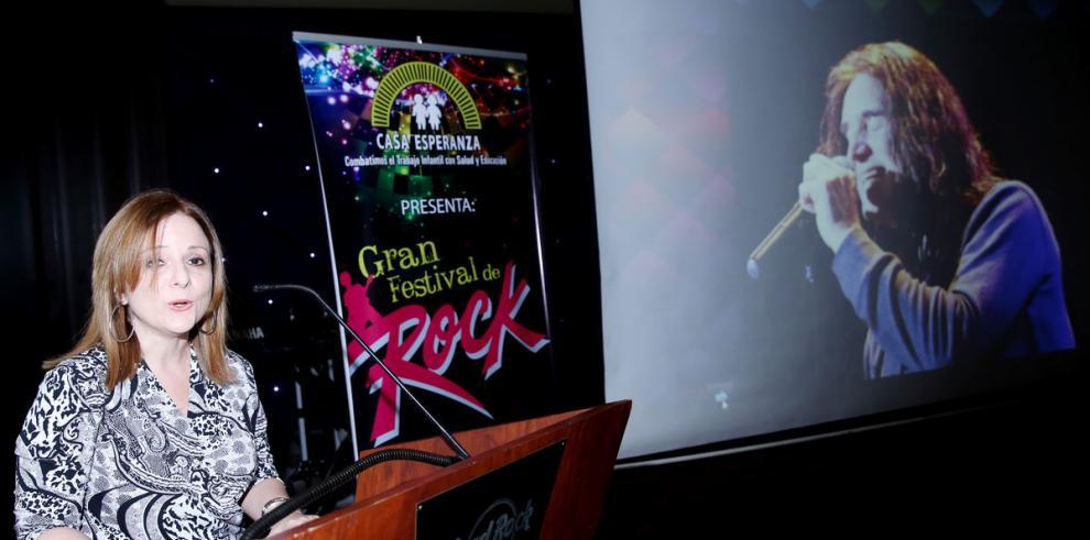 Primer gran festival de rock