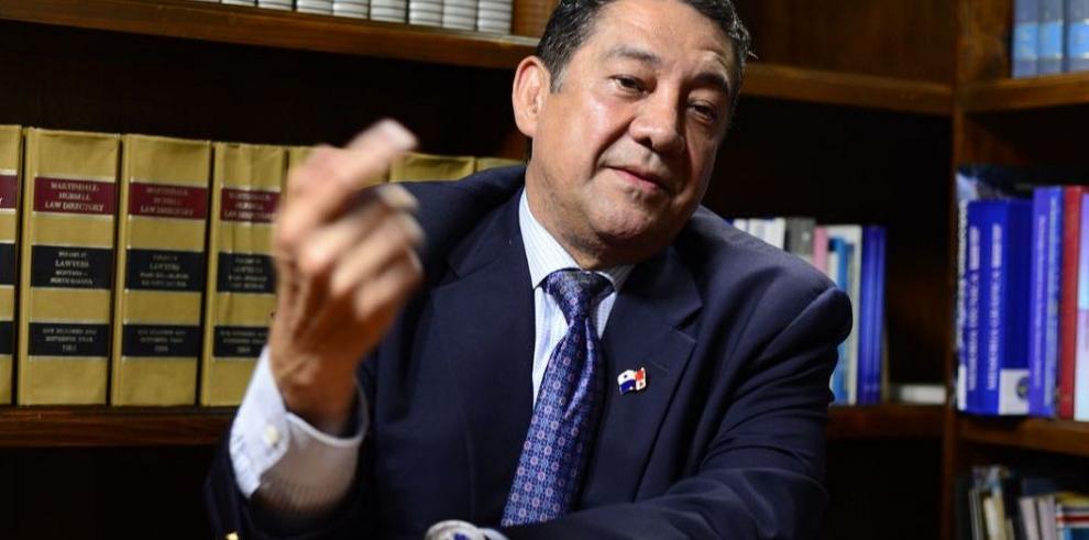 'Al designar al contralor, Varela dirá qué quiere para la justicia'