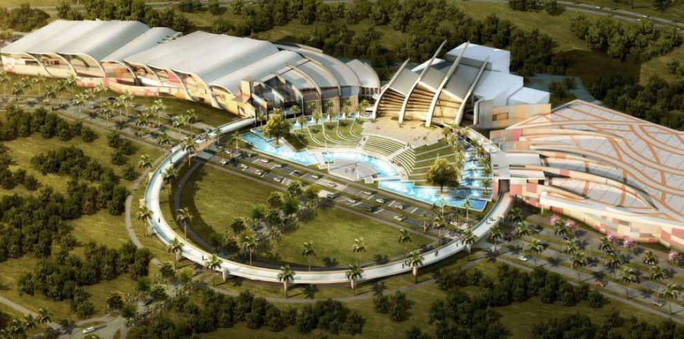 El limbo del Centro de Convenciones de Amador