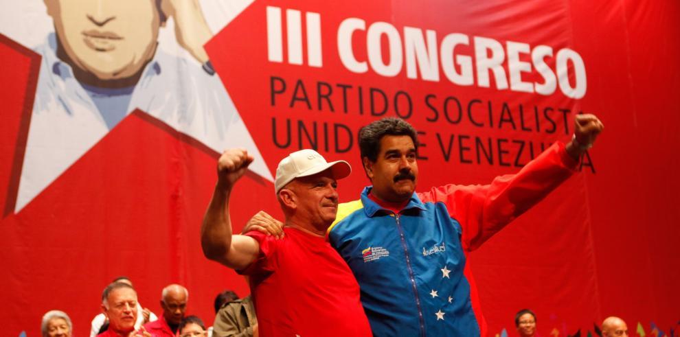 Maduro recibe a exjefe Inteligencia militar tras ser liberado en Aruba
