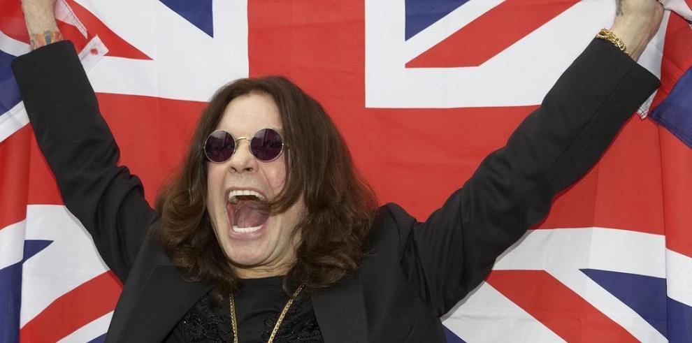 Osbourne quiere ser el 'Lord' británico