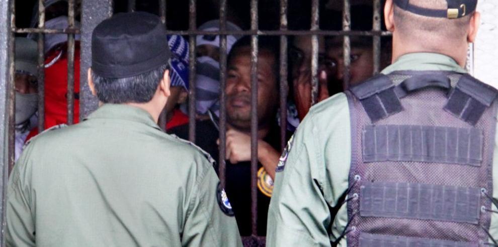 Jóvenes, la mayor masa de reclusos en Panamá