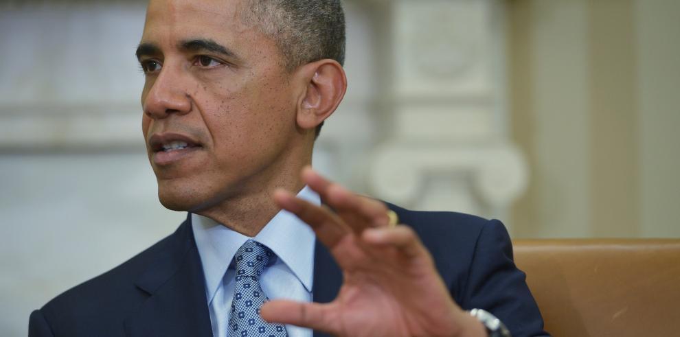Obama delinea al Congreso nueva estrategia contra la inmigración infantil