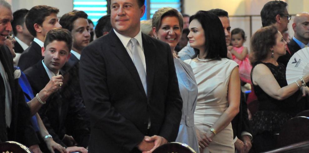 Colón será la primera provincia que visitará Juan Carlos Varela