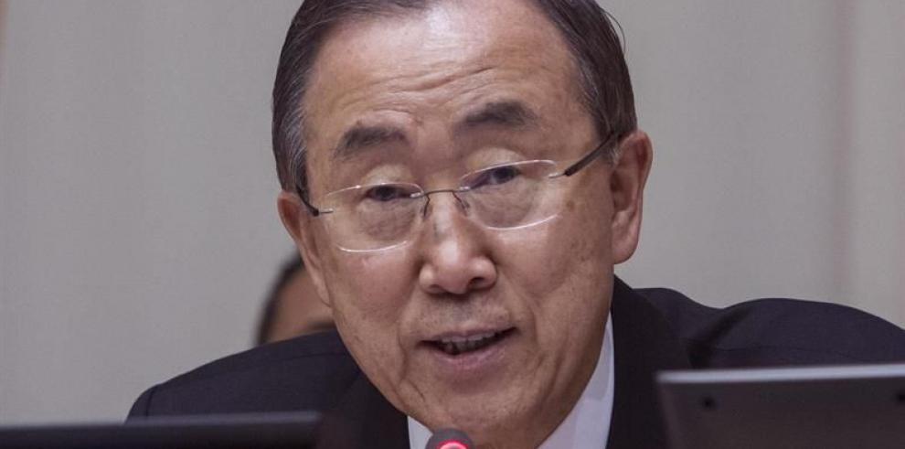 Ban espera que diálogo ayude a terminar con conflicto colombiano