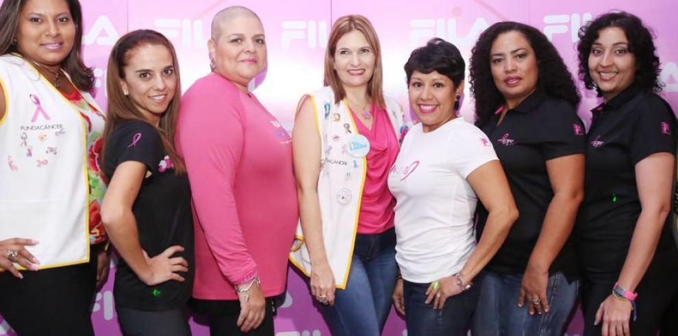 Unidos por el rosa en Panamá