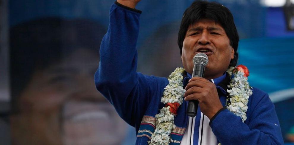 Evo Morales se prepara para su tercer mandato
