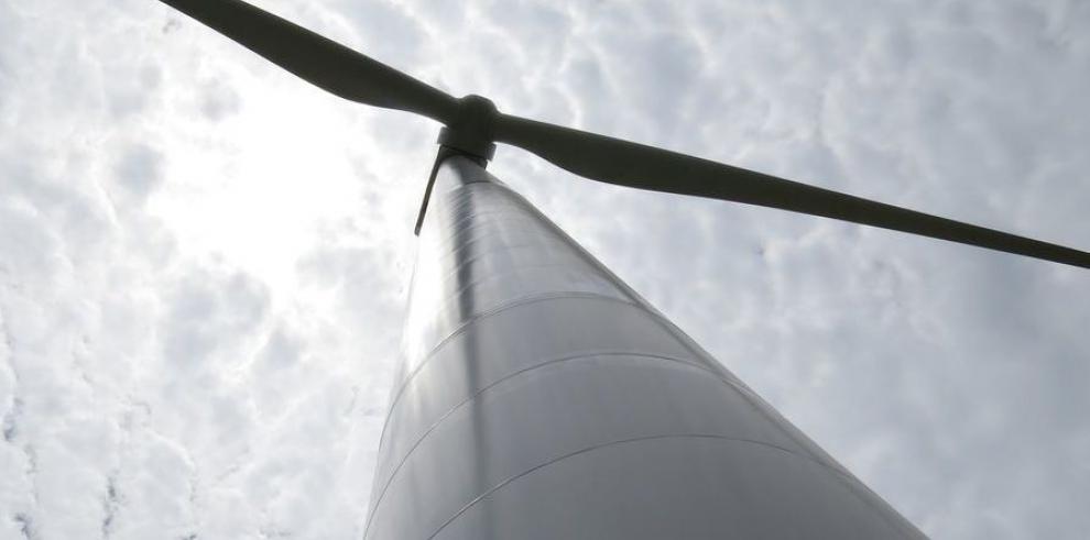 Llegan aerogeneradores del Parque Eólico del país