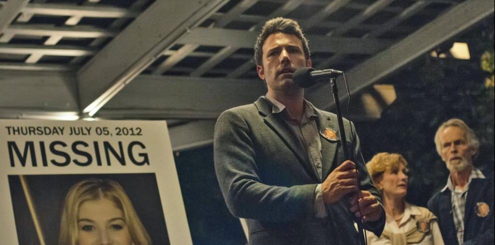 Ben Affleck continúa liderando la taquilla en EEUU con 'Gone Girl'