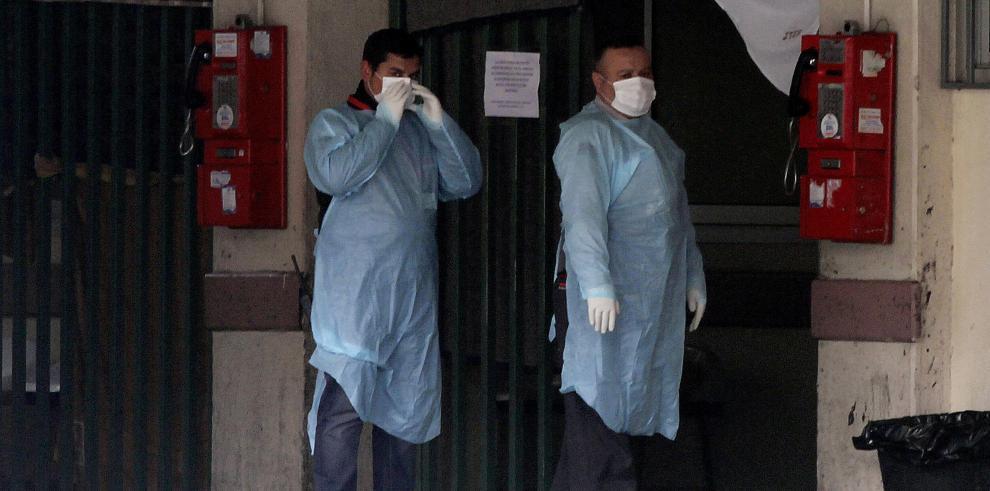 Aíslan en hospital de Chile a hombre con presuntos síntomas de ébola