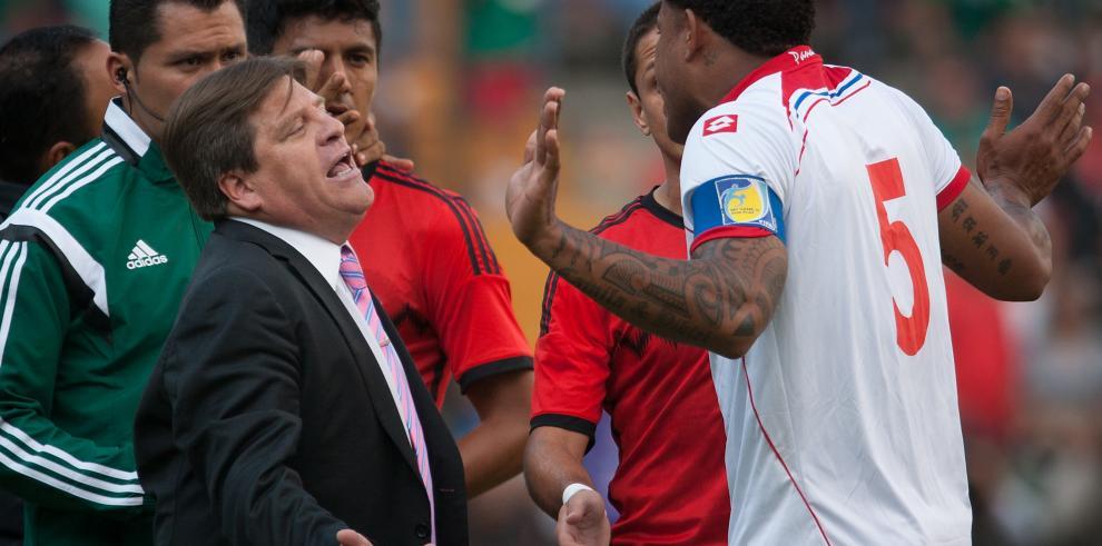 Herrera destaca determinación de México para ganarle a Panamá