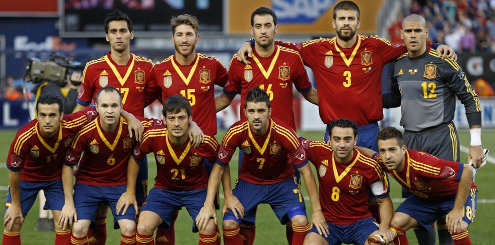 España y el peso de la estrella