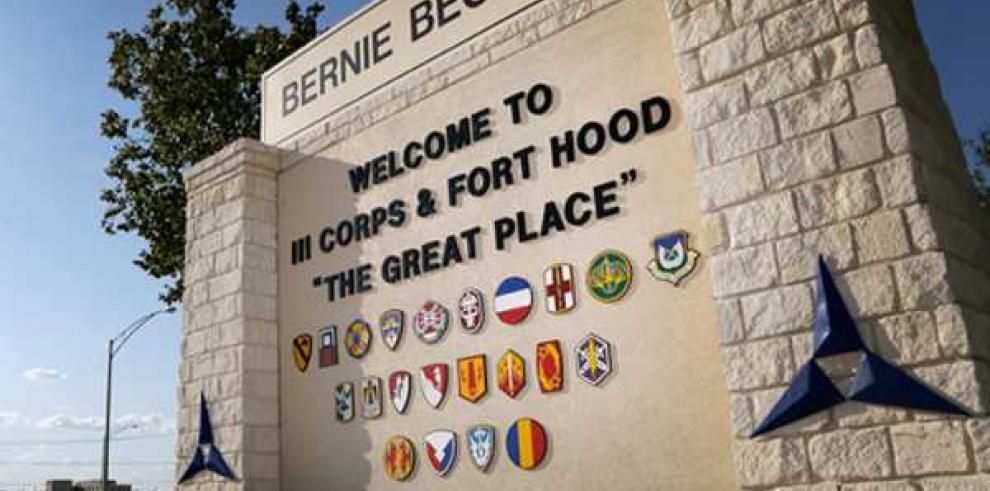 Cierran base militar de Estados Unidos por tiroteo