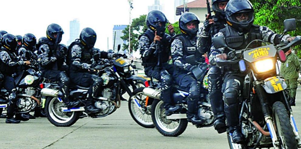 Policía panameña dictó curso en El Salvador