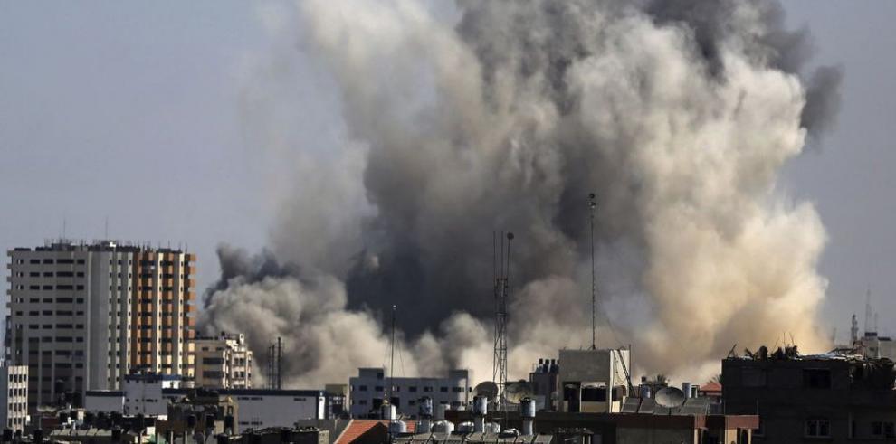 Se rompe el cielo en Gaza, Hamas no acepta tregua