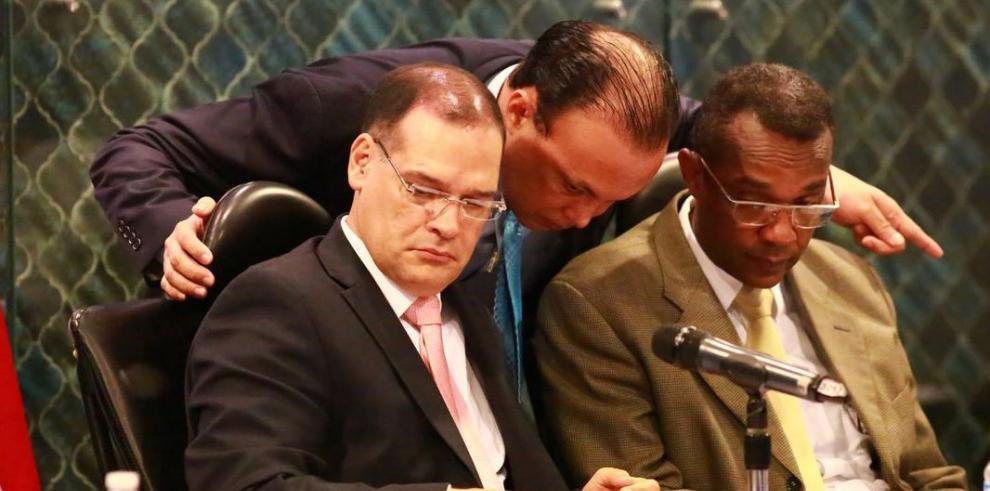 Distancia entre PRD y panameñismo por reforma electoral