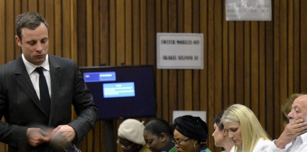 Definen fecha para el veredicto de Pistorius
