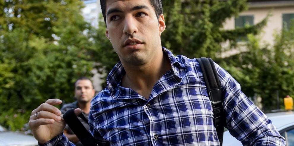 Suárez declara ante Tribunal de Arbitraje Deportivo
