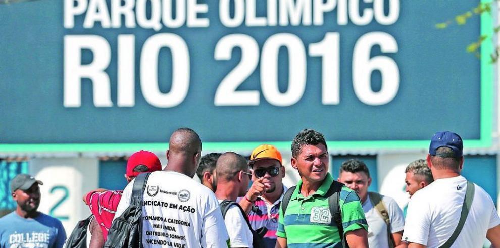 Necesitan 70 mil voluntarios para trabajar en Olimpiadas