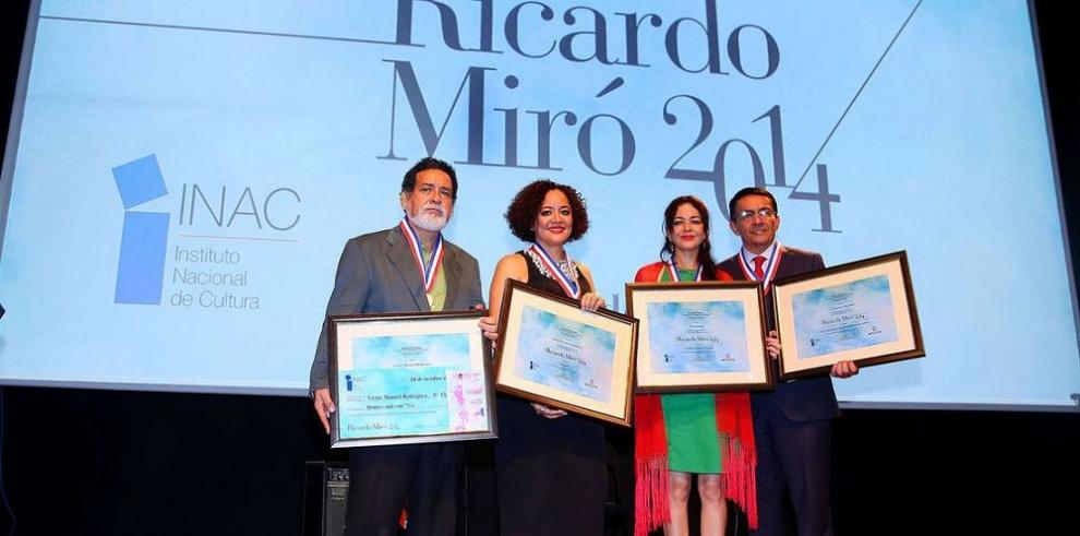 Cuatro triunfos en la noche del Miró