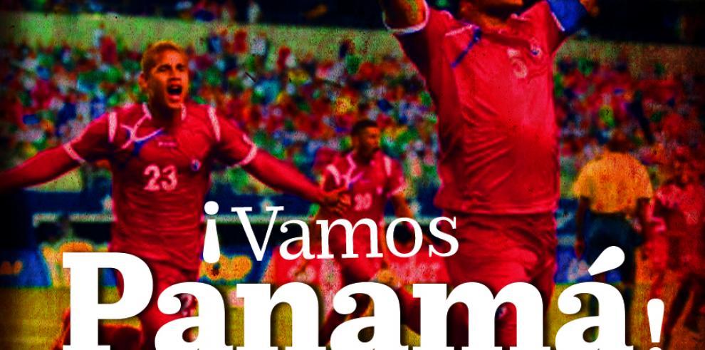 Panamá vivió un 'déjâ vu' contra Costa Rica