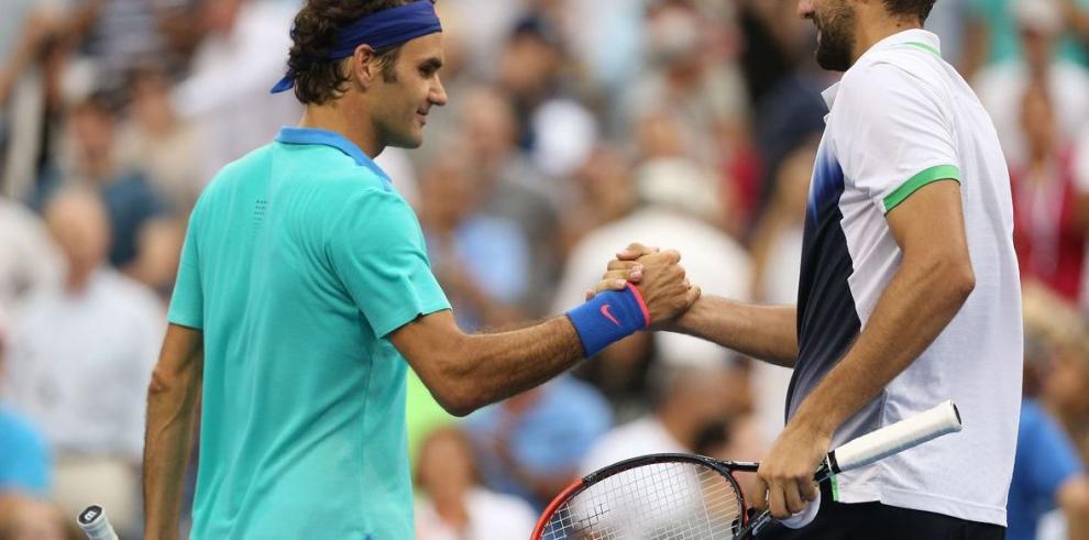 Derrota de Federer, otra de las sorpresas del US Open de tenis
