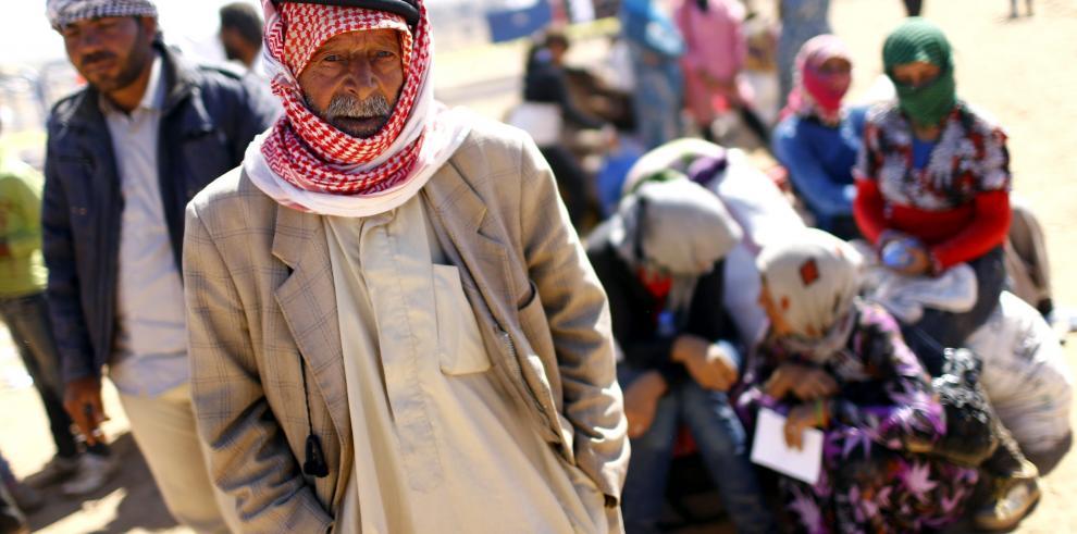 Grupo Estado Islámico libera a 70 alumnos secuestrados en Siria