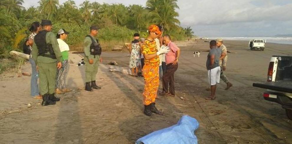 Recuperan cuerpo de menor desaparecido en la playa Las Lajas