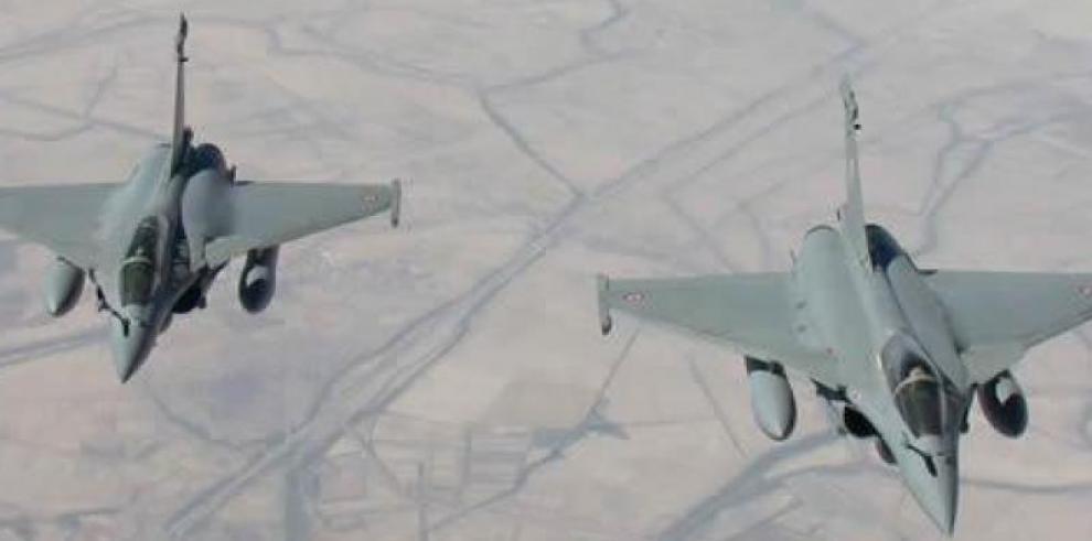EE.UU. lanza 22 nuevos ataques a posiciones del EI en Siria e Irak