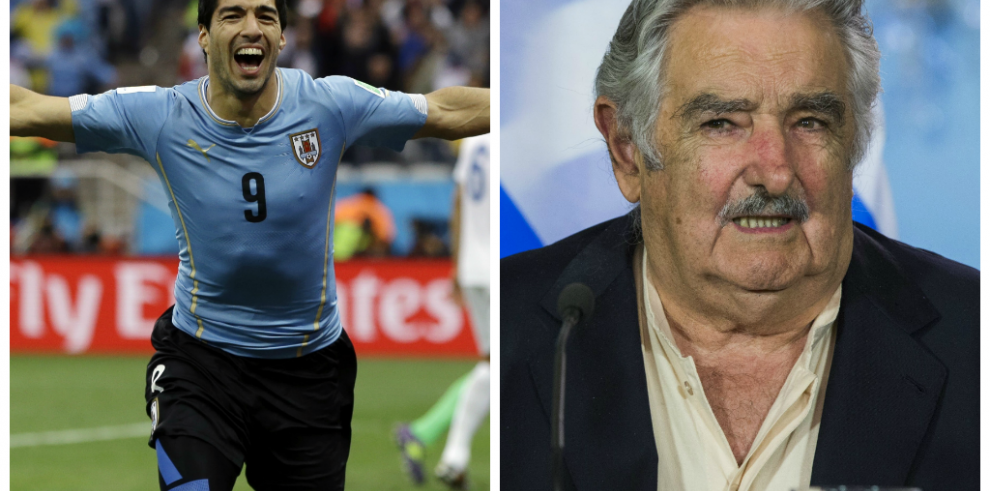 José Mujica dice que a Luis Súarez debe verlo un psiquiatra