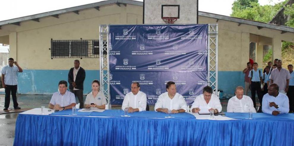 Anuncian licitación para proyecto de colectoras de la cuenca del río Juan Díaz